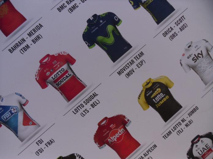 Lotto Soudal Vuelta
