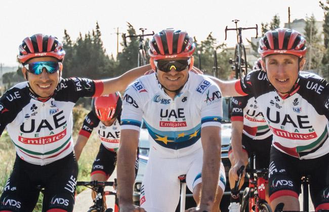 Team UAE - Kristoff